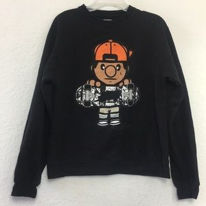✅Men Trukfit Lil wayne Skateboard Sweater Size S